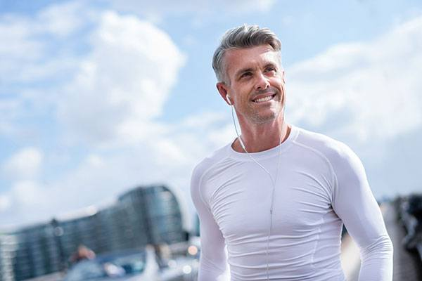 Exercise is one of the most effective ways to reduce stress, Custom nutritional and exercise planning is one of the many examples of how Cenegenics physicians can support health stress management practices